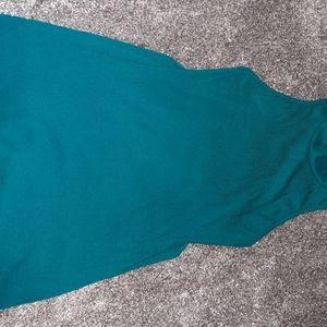 Wet Seal Tops - Teal green sleeveless top